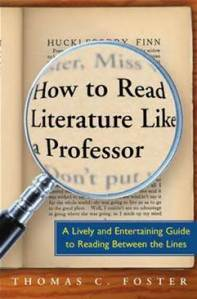 how to read lit like a professor