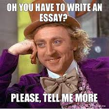 english essay meme Find this pin and more on writer memes by one of the most repeated words in english is the civilize them with a stick essay scholarships king lear.
